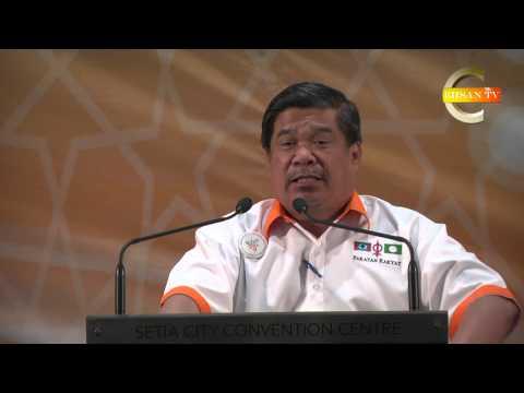 Konvensyen PR ke-5: Pidato Timbalan Presiden PAS