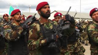Открытие Мирной миссии-2018 полная версия. The soldiers of India and Pakistan together
