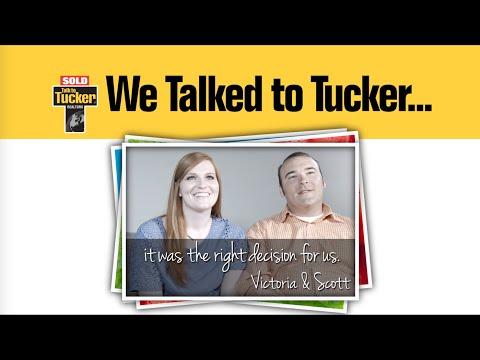 We Talked to Tucker...  (Victoria & Scott)