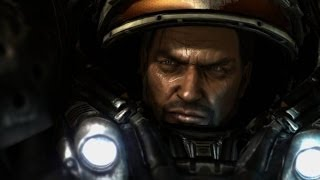StarCraft II: Wings of Liberty Movie Cutscenes - YouTube