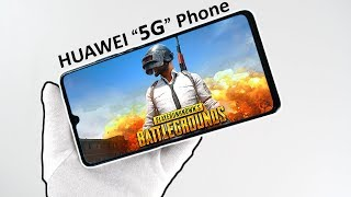 Unboxing Huawei Mate20 X 5G Smartphone + PUBG Mobile & Fortnite Gameplay