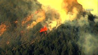 California fire death toll hits 38