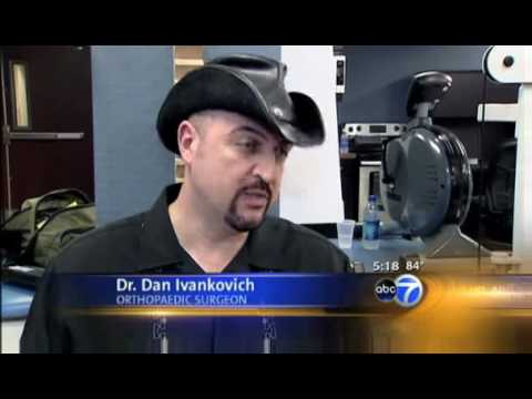 Dr. Dan Ivankovich & Bazelais Suy - ABC News (Chicago)
