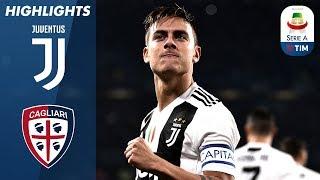 Juventus 3-1 Cagliari | Juve Secure 10th Win of the Season | Serie A