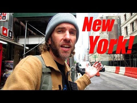 USA Travel: How Expensive Is NEW YORK CITY?