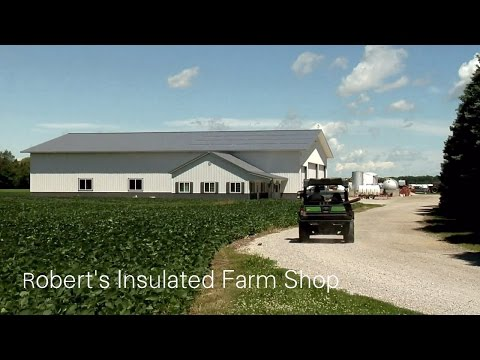Robert's Insulated Farm Shop