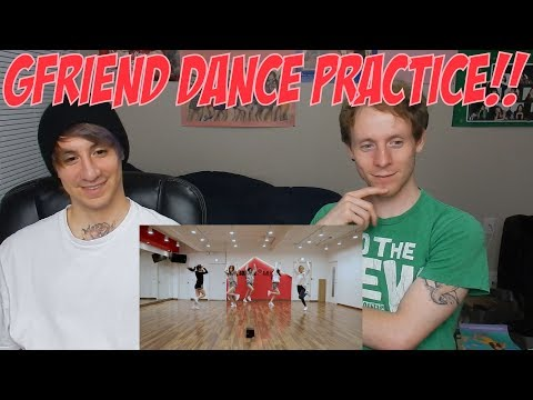 GFriend - Time For the Moon Night [Dance Practice Reaction]