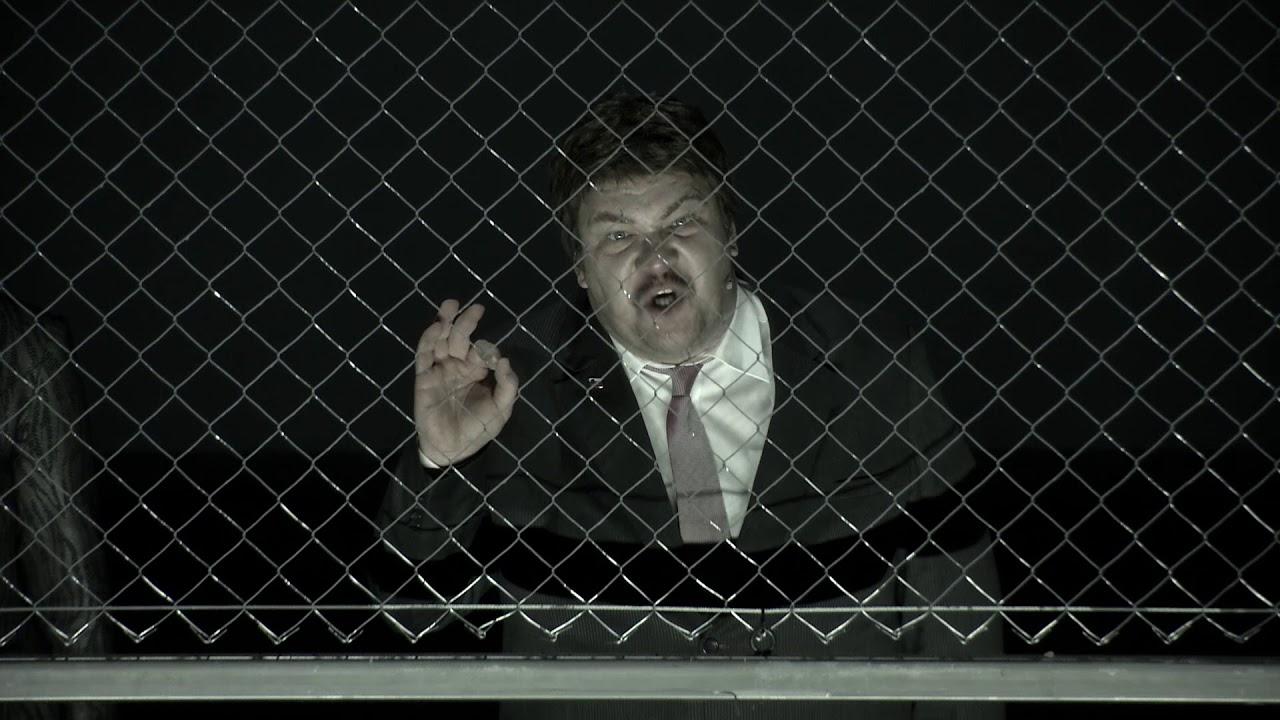 Ivan Cankar POHUJŠANJE V DOLINI ŠENTFLORJANSKI (Avtor videa Prodok TEATER TV)
