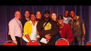 """""""Lion King"""" Cast/Crew in East Peoria, IL at ICC"""