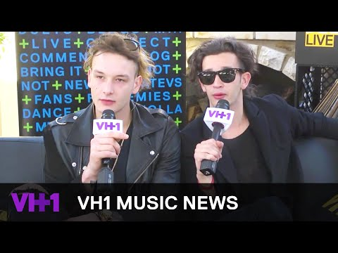 Taylor Swift to Sex: 5 Things To Know About The 1975 + VH1