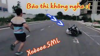 Hậu Quả Của Việc Học Lái Xe Moto PKL Không Nghiêm Túc Sẽ NTN.