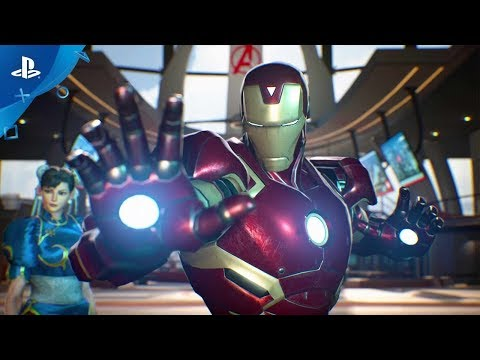 Marvel vs. Capcom: Infinite Trailer