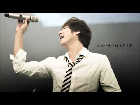 [中字] Shin Hye Sung 신혜성 (Shinhwa 신화) - 年紀 (나이)