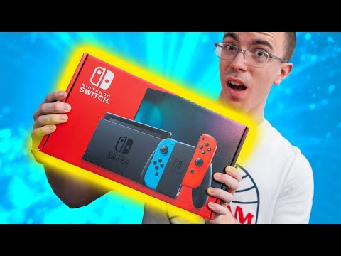 Nintendo's SECRET New Switch