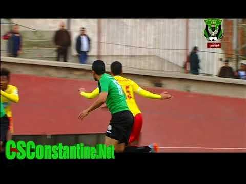 NAHD 1 - CSC 1 : Les buts du match