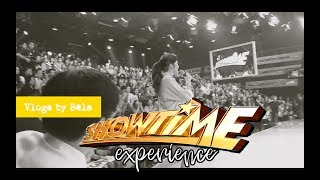 Vlogs by Bela: Showtime Experience