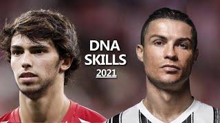 Cristiano Ronaldo vs Joao Felix ● The Portuguese DNA Skills 2021