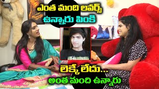 Received countless love proposals: Jabardasth Priyanka (Sa..
