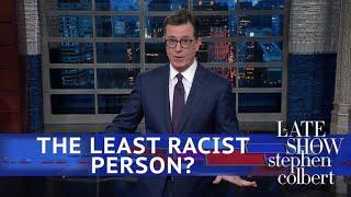 Sarah Huckabee Sanders Explains Why Trump Isn't Racist