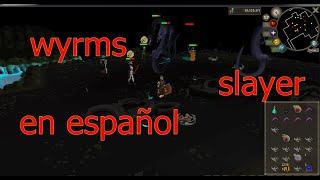 wyrm slayer en español