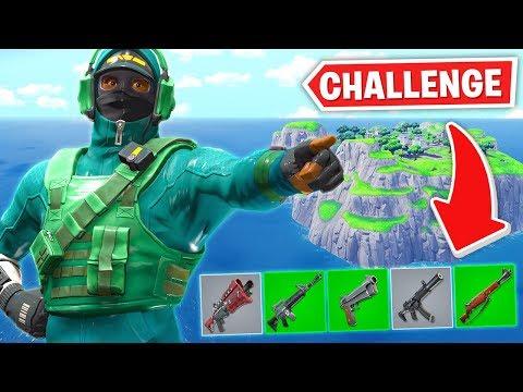 The SPAWN ISLAND CHALLENGE!