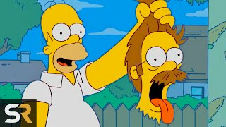 25 Simpsons Moments That Can't Be Explained