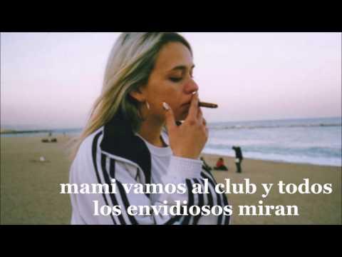 Bad Gyal - Turn Me On ft. Elvis KNK (Letra)