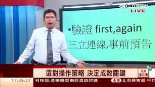 謝文恩-1207 台股漲13點 收9263點 量651億∣未來事件簿∣三立財經台CH88