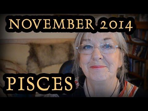 Pisces Horoscope For November 2014