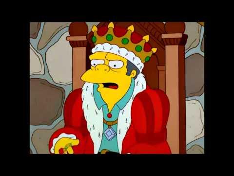 Hamlet version Simpson
