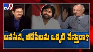 IYR Krishna Rao on the prospects of Jana Sena & BJP wo..