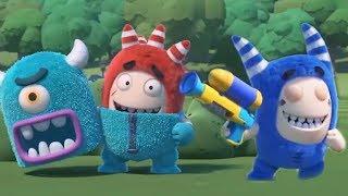 Oddbods Full Episode Compilation   Let The Games Be Gone   Oddbods Show Funny Cartoon 2018