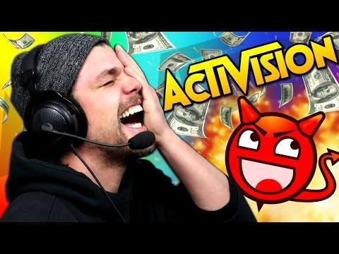 JE ME SUIS FAIT ARNAQUER PAR ACTIVISION !! - YouTube