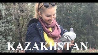 Kazakhstan Beautiful Relaxing City Almaty-Panfilov Park Part 13