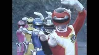Super Sentai Henshin and Roll call Collection Part 2