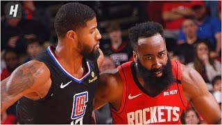 Los Angeles Clippers vs Houston Rockets - Full Game Highlights | March 5, 2020 | 2019-20 NBA Season