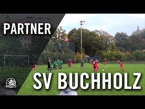 CFC Hertha 06 - SV Buchholz (2. Runde, Berliner Pokal der 1. Herren 2016/2017) - Spielszenen   SPREEKICK.TV