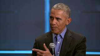 Obama Foundation Summit | Live Desk with President Barack Obama