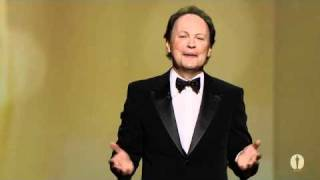 Surprise guest Billy Crystal at the Oscars®