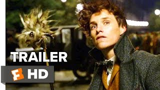 Fantastic Beasts: The Crimes of Grindelwald 2018 Movie Trailer