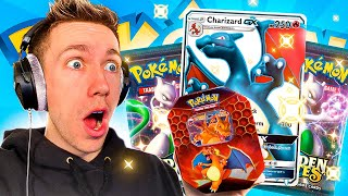 *INSANE PULLS!* First Time Live Opening Pokemon Hidden Fates Packs!