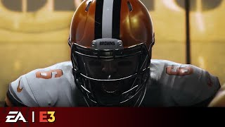 Madden NFL 19 Presentation and Trailer | EA Play E3 2018