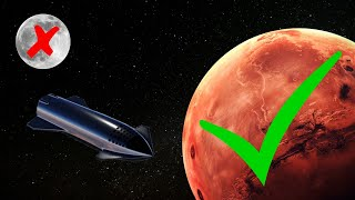 Why Is SpaceX Skipping The Moon?