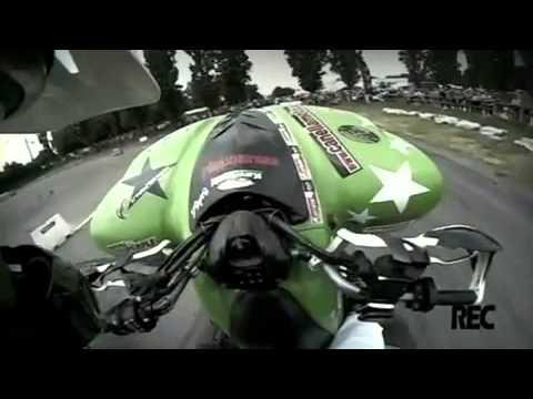 MZRIDER stunt show @ MotorS 2010