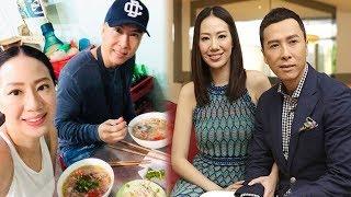 Vợ chồng Chân Tử Đan đến du lịch Hội An khiến fan VN bất ngờ - TIN TỨC 24H TV