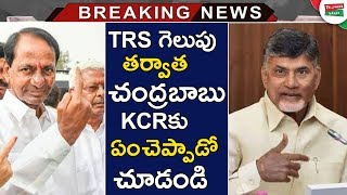 CBN, Lokesh Tweets On KCR's Victory; Harish Shankar's Spl ..