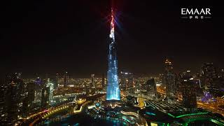 Highlights of Chinese New Year 2018 in Downtown Dubai