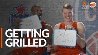 Getting Grilled with Burger King: CSKA Moscow