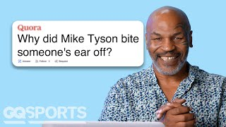 Mike Tyson Goes Undercover on Reddit, YouTube and Twitter | GQ Sports