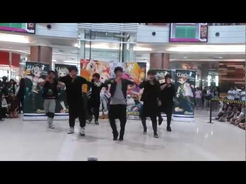 [120519] The Most Wanted cover EXO-K :: History @ WeDo Cover Crew Contest 2012